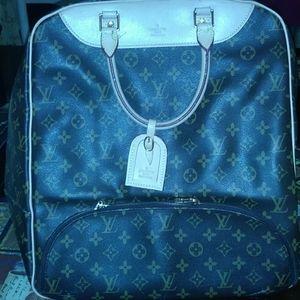 Louis Vuitton traveling bag